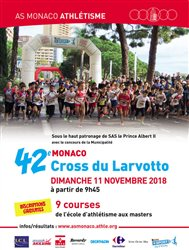 ANNULATION Cross de Mougins
